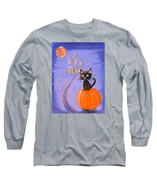 Things I Like Best At Halloween Long Sleeve T-Shirt