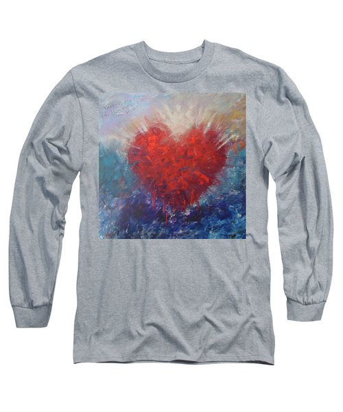 This Is My Church Long Sleeve T-Shirt