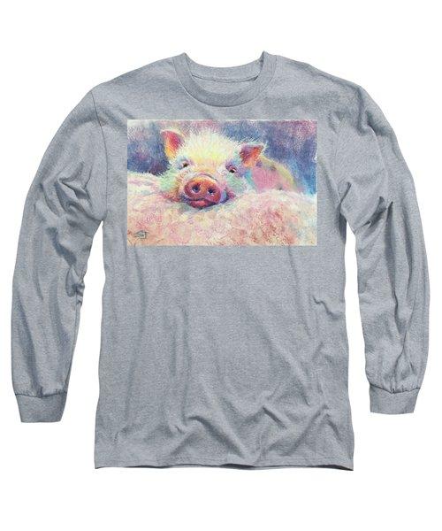 This Little Piggy Long Sleeve T-Shirt