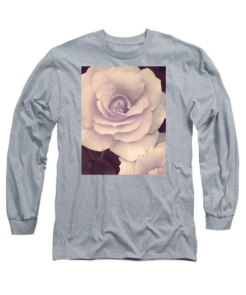Long Sleeve T-Shirt featuring the photograph This Sweet Romance by The Art Of Marilyn Ridoutt-Greene