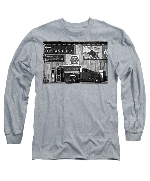 This Way To L.a. Long Sleeve T-Shirt