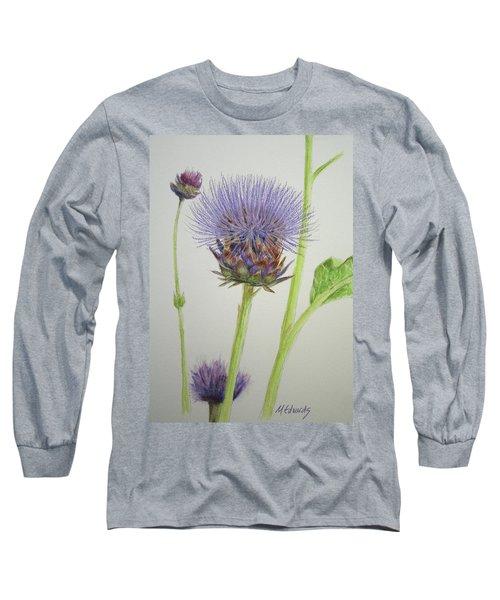 Thistles Long Sleeve T-Shirt