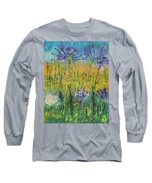 Thistles Too Long Sleeve T-Shirt