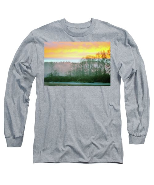 Thomas Eddy Sunrise Long Sleeve T-Shirt