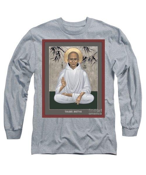 Thomas Merton - Rltmr Long Sleeve T-Shirt