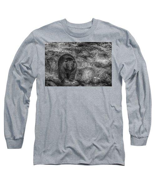Thornton Creek Black Bear Long Sleeve T-Shirt