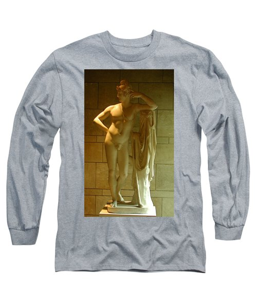 Thorvaldsen Bertel Paris Long Sleeve T-Shirt by Bertel Thorvaldsen