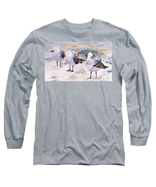 Three Carmelites Long Sleeve T-Shirt