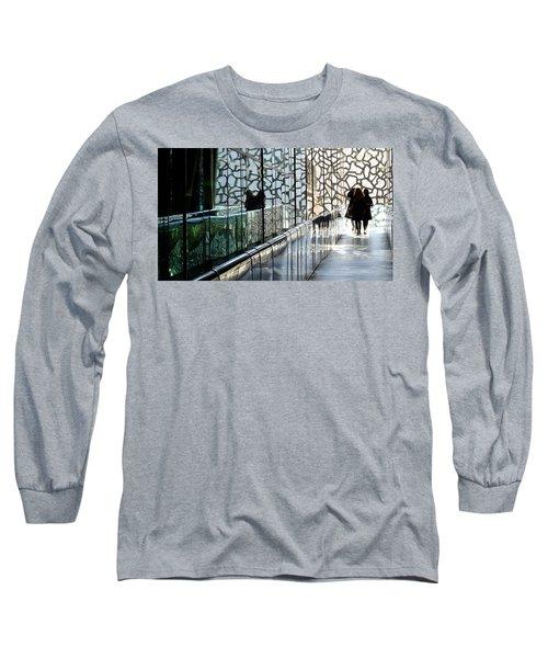 Three Ladies Long Sleeve T-Shirt