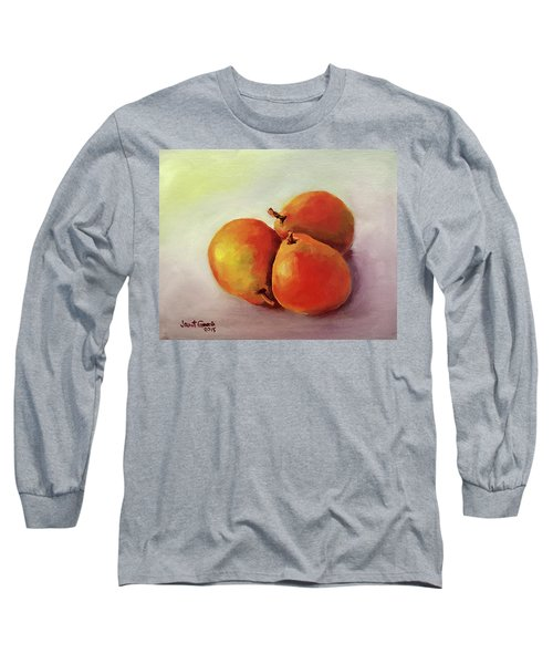 Three Pears Long Sleeve T-Shirt