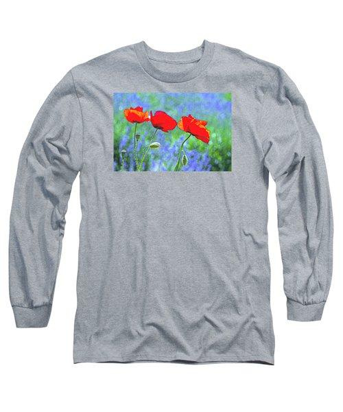 Three Sisters Long Sleeve T-Shirt