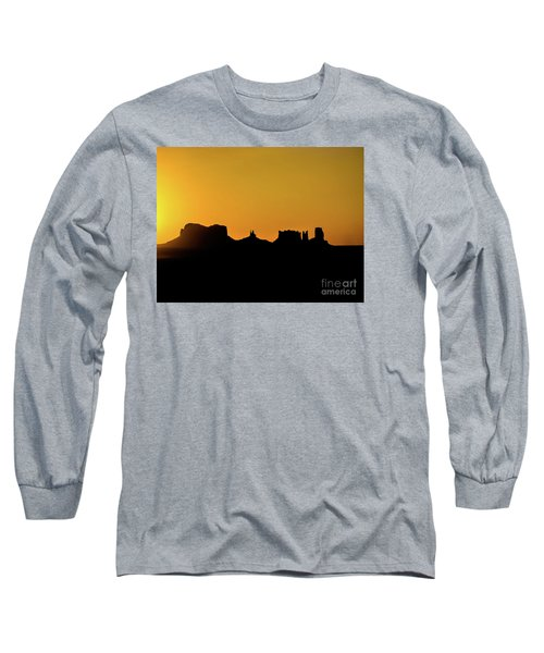 Three Sisters Backlight Long Sleeve T-Shirt