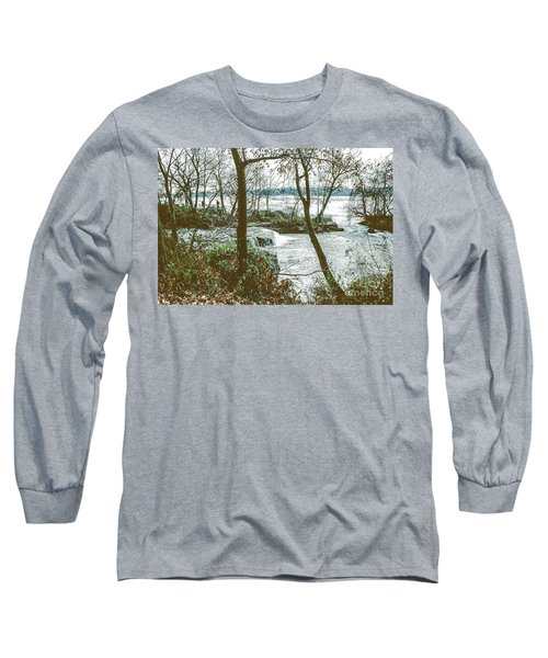 Three Sisters Island Long Sleeve T-Shirt