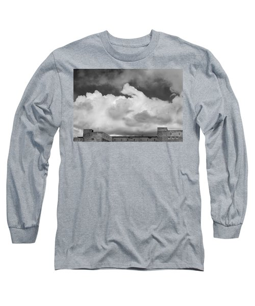Three Windows Long Sleeve T-Shirt