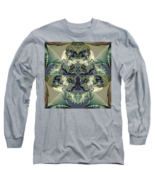 Through A Glass Darkly Long Sleeve T-Shirt