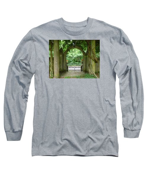 Through The Tuscan Gate Long Sleeve T-Shirt