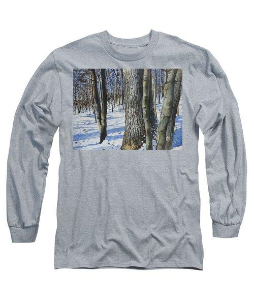 Through The Woods Long Sleeve T-Shirt