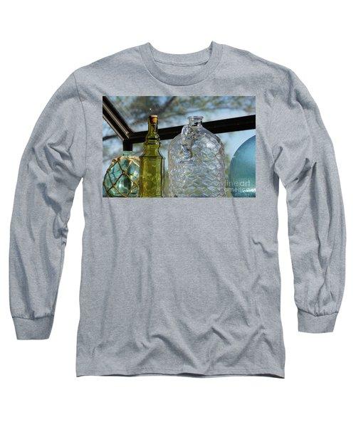 Thru The Looking Glass 2 Long Sleeve T-Shirt by Megan Cohen