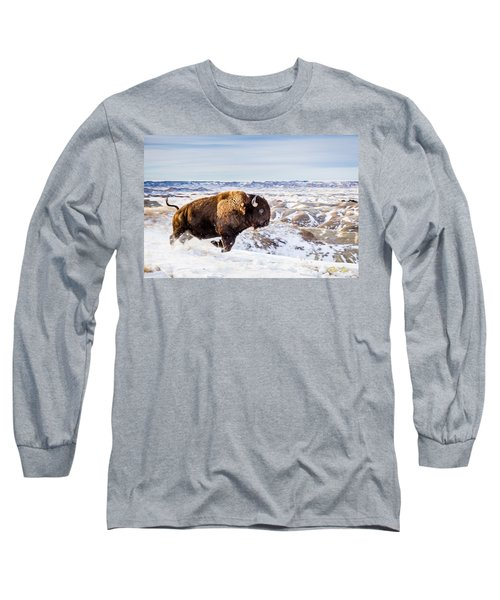 Thunder In The Snow Long Sleeve T-Shirt