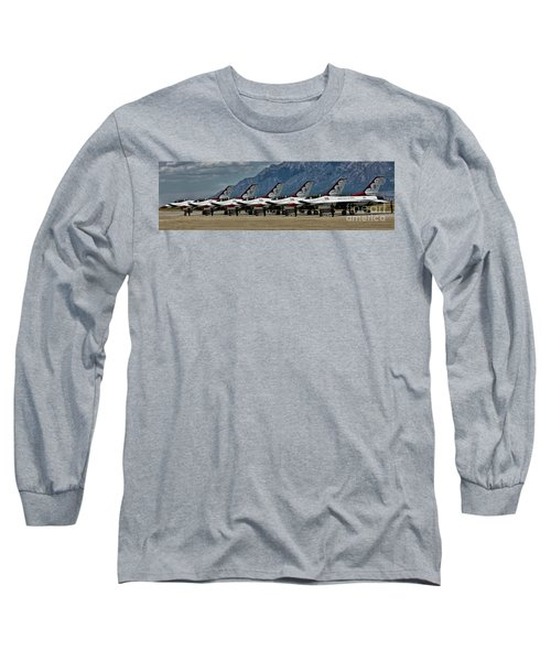 Thunderbirds Ready Long Sleeve T-Shirt