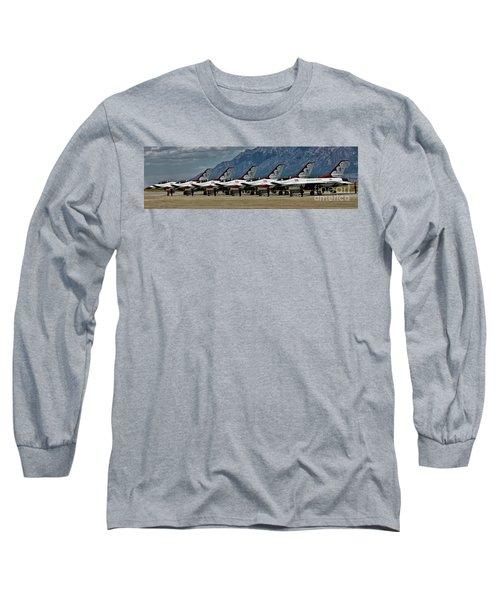 Thunderbirds Ready Long Sleeve T-Shirt