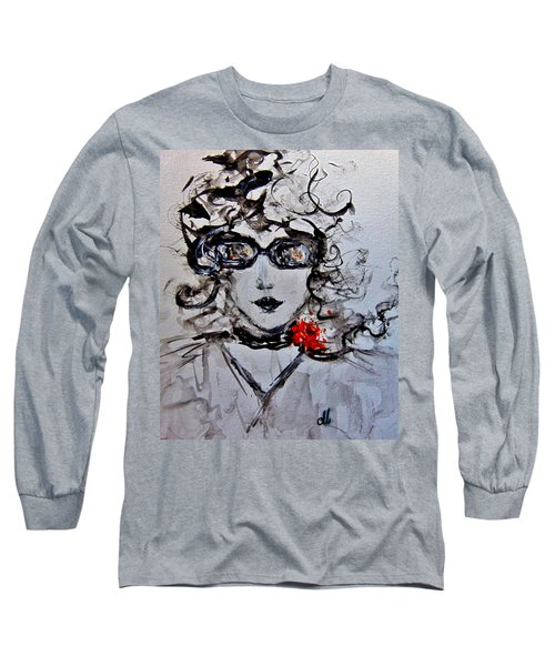 Thursday Morning.. Long Sleeve T-Shirt by Cristina Mihailescu