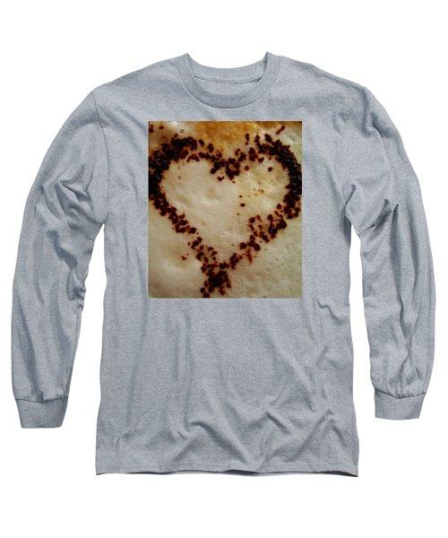 Ti Amo ... Long Sleeve T-Shirt