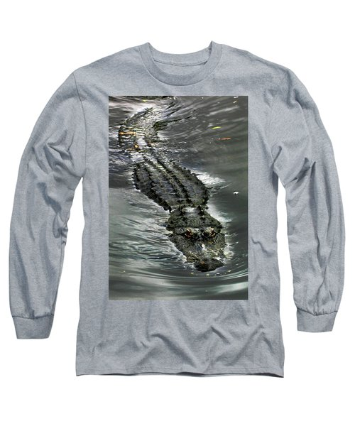 Long Sleeve T-Shirt featuring the photograph Tick Tock by Anthony Jones
