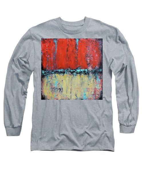 Ticket No. 72173 Long Sleeve T-Shirt