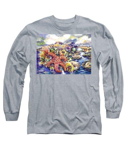 Tidal Pool I Long Sleeve T-Shirt