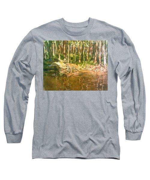 Tiger Lake Long Sleeve T-Shirt