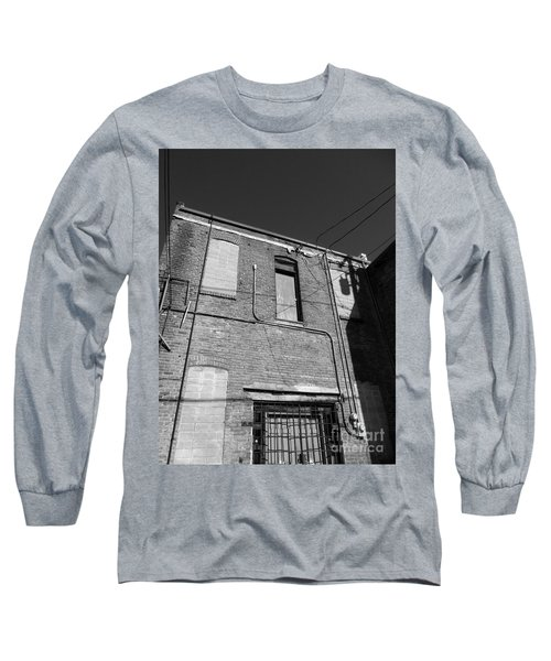 Tightrope My A.. Long Sleeve T-Shirt by Marie Neder