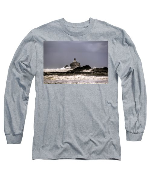 Tillamook Lighthouse Long Sleeve T-Shirt