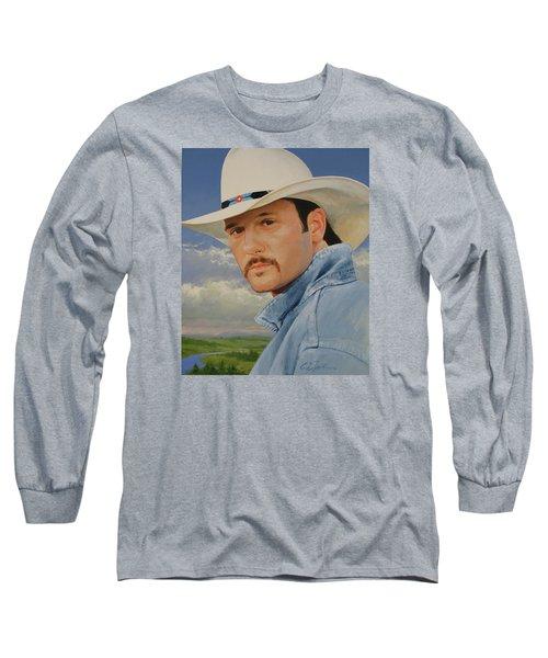 Tim Mcgraw Long Sleeve T-Shirt