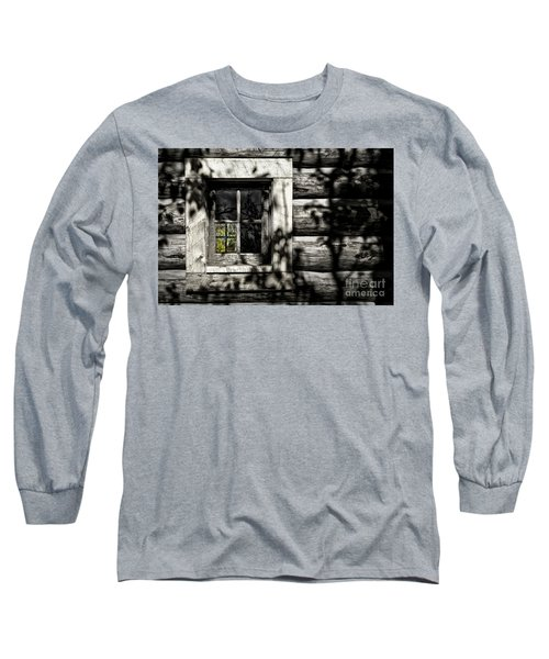 Long Sleeve T-Shirt featuring the photograph Timber Hand-crafted by Brad Allen Fine Art