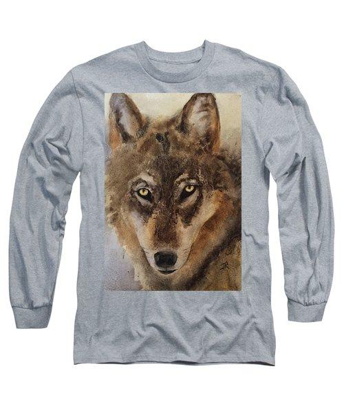 Timber Wolf Long Sleeve T-Shirt