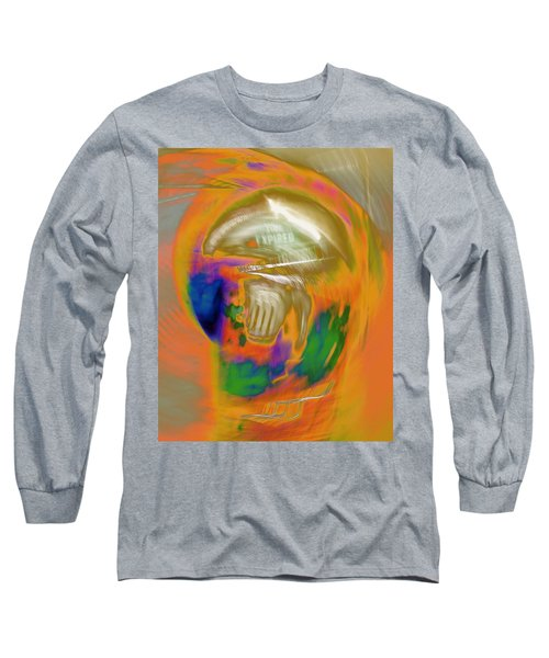 Time Expired Long Sleeve T-Shirt