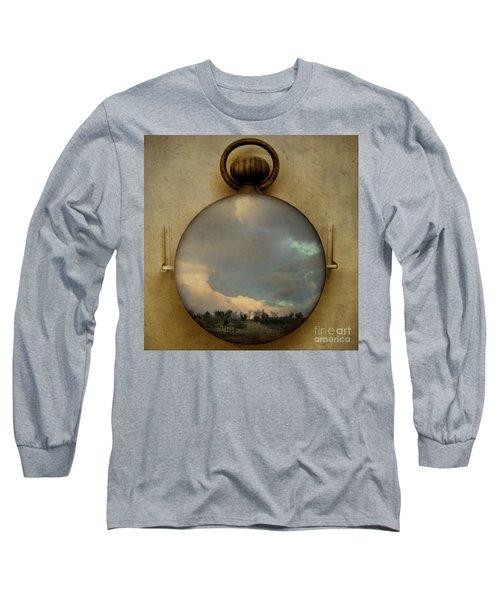 Time Free Long Sleeve T-Shirt