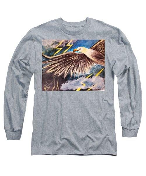Time To Take Flight  Long Sleeve T-Shirt