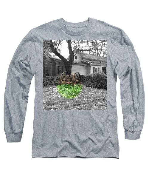 Timeless Wheel House Long Sleeve T-Shirt