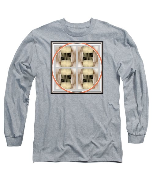 Times Four Long Sleeve T-Shirt by Jack Dillhunt