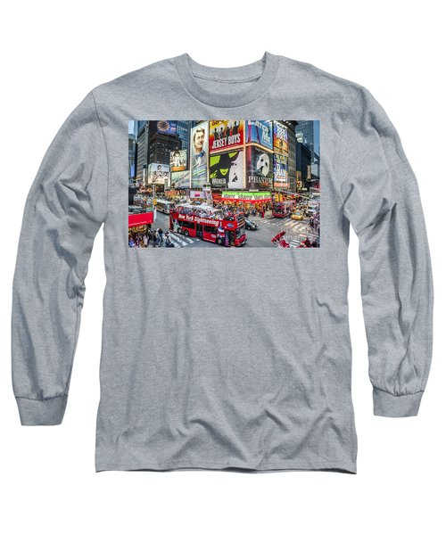 Times Square II Long Sleeve T-Shirt