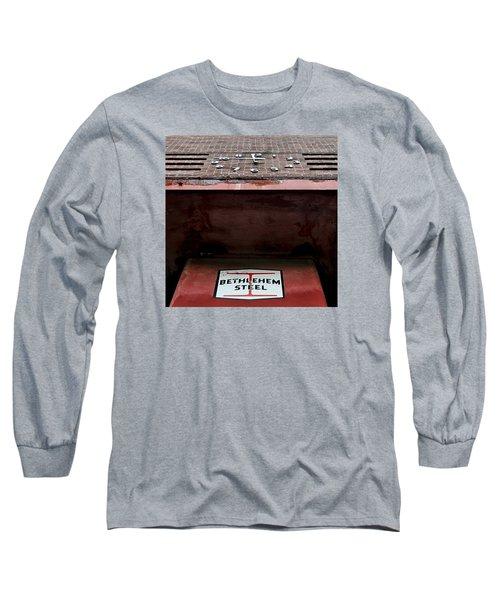 Timesover Long Sleeve T-Shirt by DJ Florek