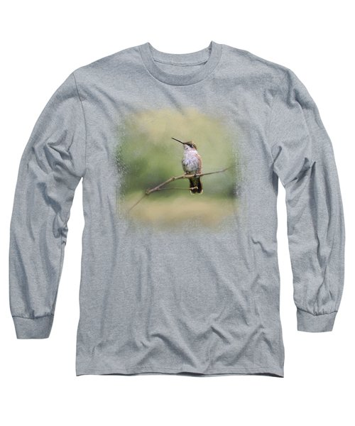 Tiny Visitor Long Sleeve T-Shirt