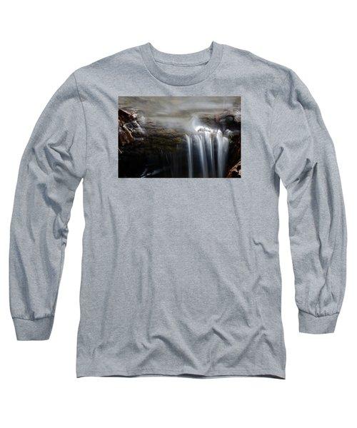 Tiny Waterfall Long Sleeve T-Shirt