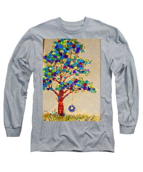 Tired Tree Long Sleeve T-Shirt