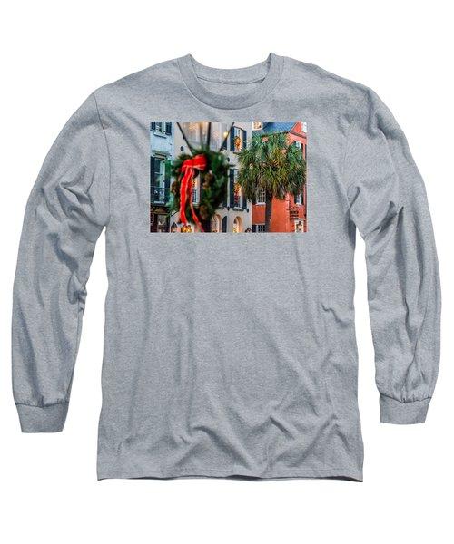 Tis The Season - Charleston Sc Long Sleeve T-Shirt