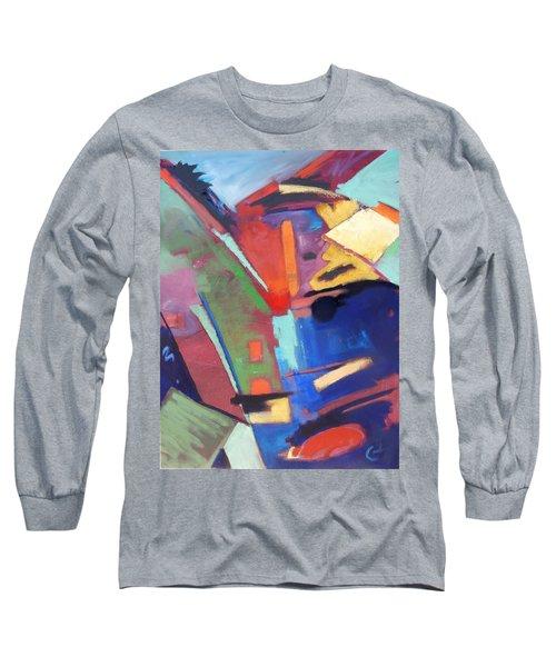 Title? Long Sleeve T-Shirt