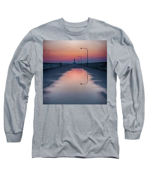 To Home Long Sleeve T-Shirt