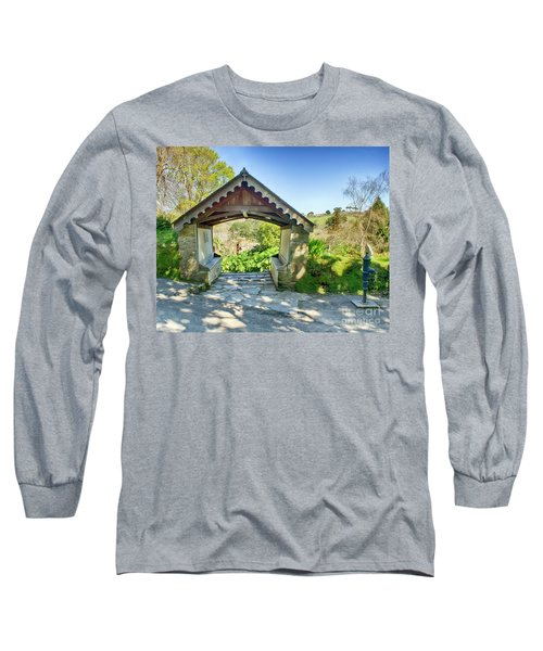 To The Church Of St Just Long Sleeve T-Shirt
